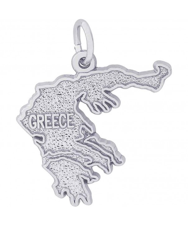 Rembrandt Charms Greece Sterling Silver