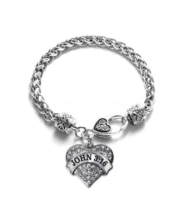 John Classic Crystal Bracelet Jewelry