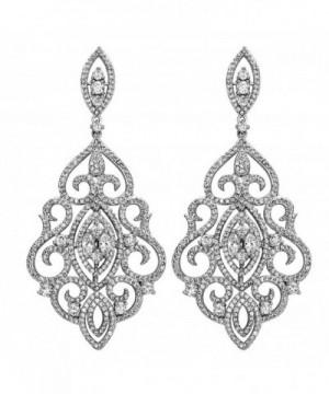 Bridal Earrings Wedding Jewelry Bridesmaid