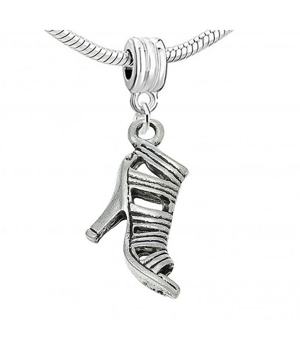 High Charm Snake Chain Bracelet