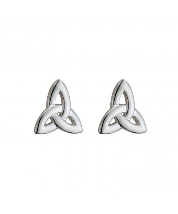 Irish Earrings Sterling Silver Ireland