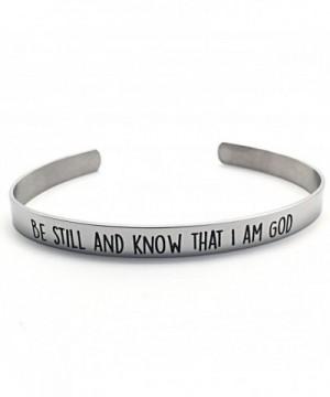 Psalm 46 Still Know Bracelet