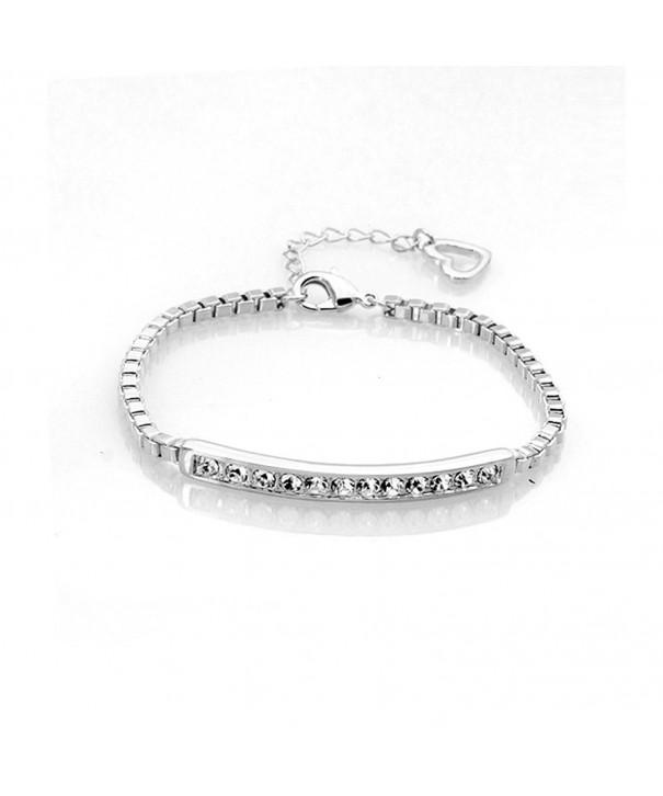 FAIRY COUPLE Zirconia Bracelet B150
