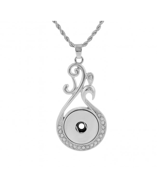 Lovmoment Necklace Fashion Jewelry Pendant