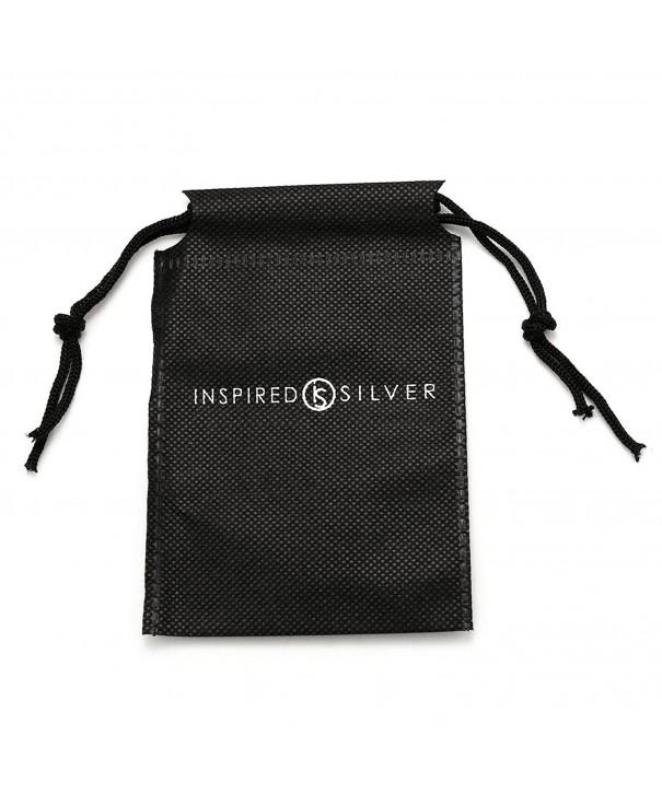 Inspired Silver B 15557 Hexagon Bracelet