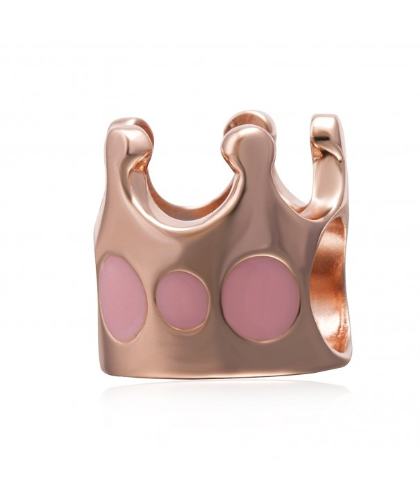 Princess Sterling European Bracelet Necklace