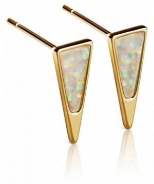 Dagger Earrings Dipped Stainless Benevolence