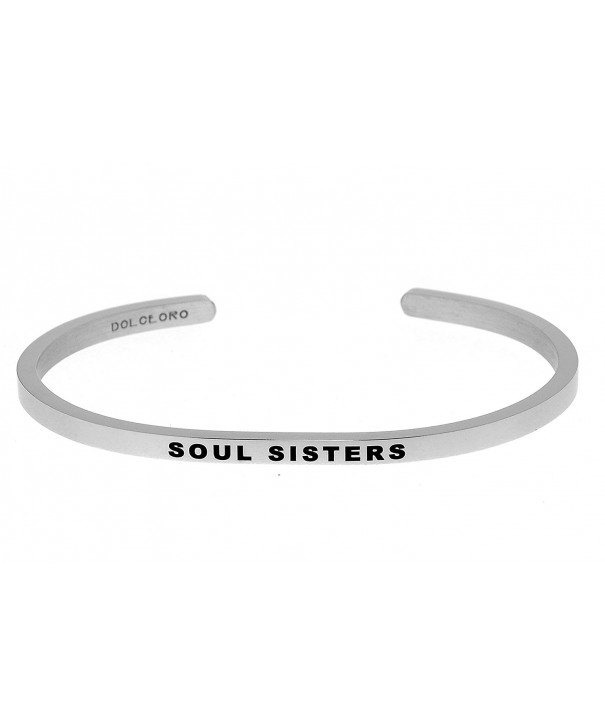 Mantra Phrase SISTERS Surgical Steel
