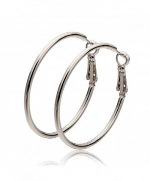 Cos2be Stainless Steel Earrings Silver