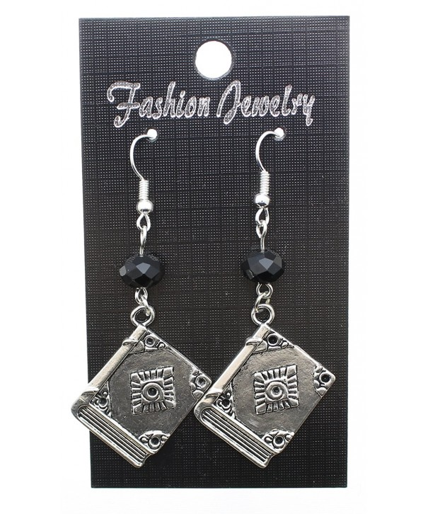 AVBeads Wiccan Dangle Earrings Shadows