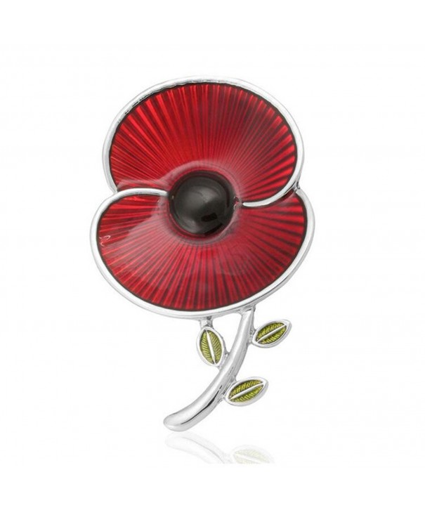 Brooches Remembrance Sunday Rhinestone Banquet