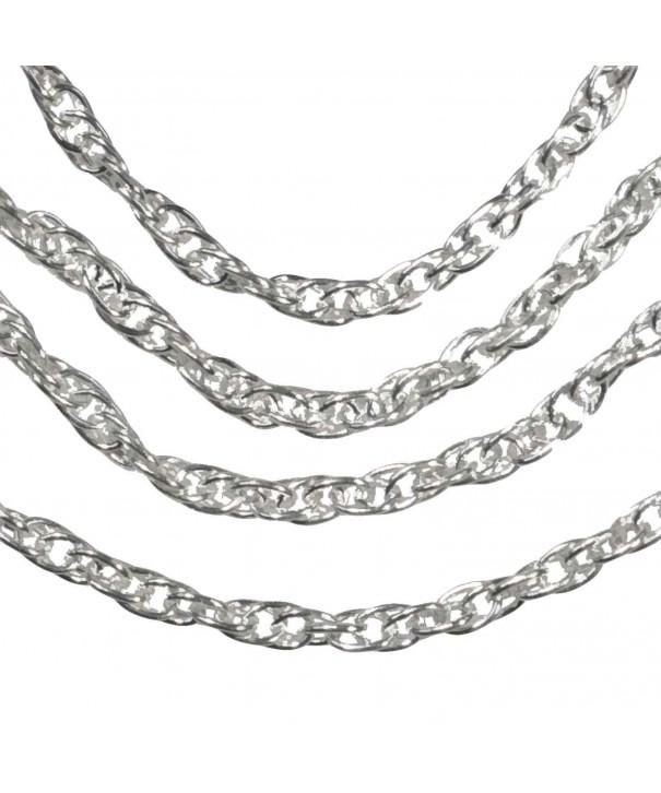Sterling Silver Argentium Pendant Chain