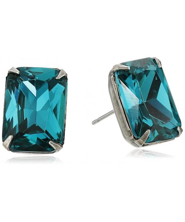 Sorrelli Ocean Petite Emerald Earrings