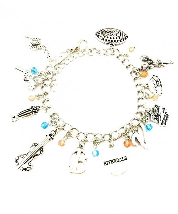 Riverdale Inspired Betty Jughead Bracelet