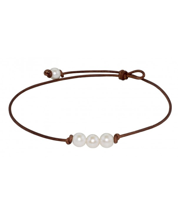 Quality Freshwater Cultured 9 5 10 5mm Necklace