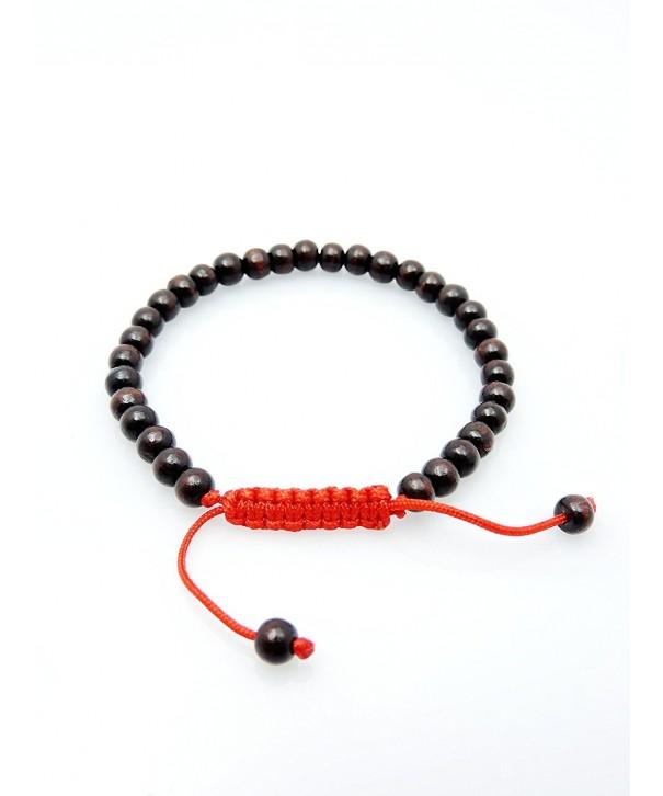 Tibetan Rosewood Wrist Bracelet Meditation