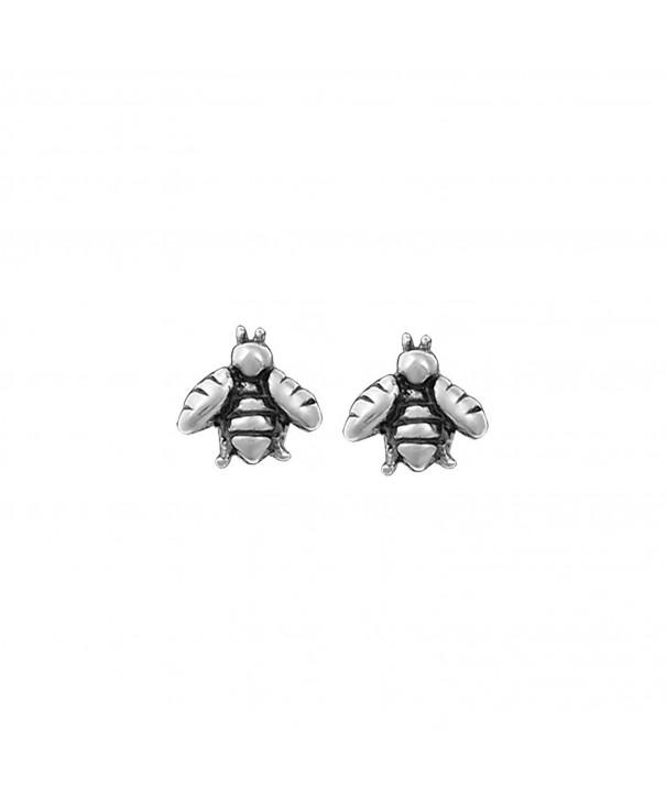 Boma Sterling Silver Stud Earrings