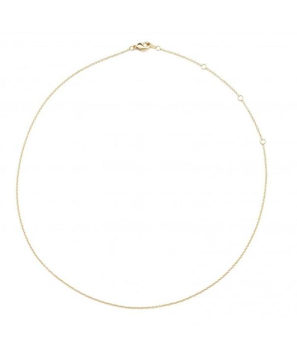 HONEYCAT Adjustable Necklace Delicate Jewelry