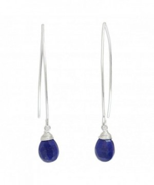 NOVICA Sterling Silver Earrings Sublime
