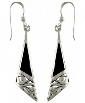 Jewelry Trends Sterling Filigree Earrings