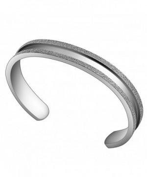 ZUOBAO Stainless Elastic Bracelet Brushed