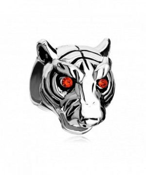 CharmsStory Vivid White Tiger Bracelets