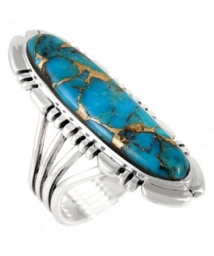 Sterling Silver Genuine Turquoise Gemstones