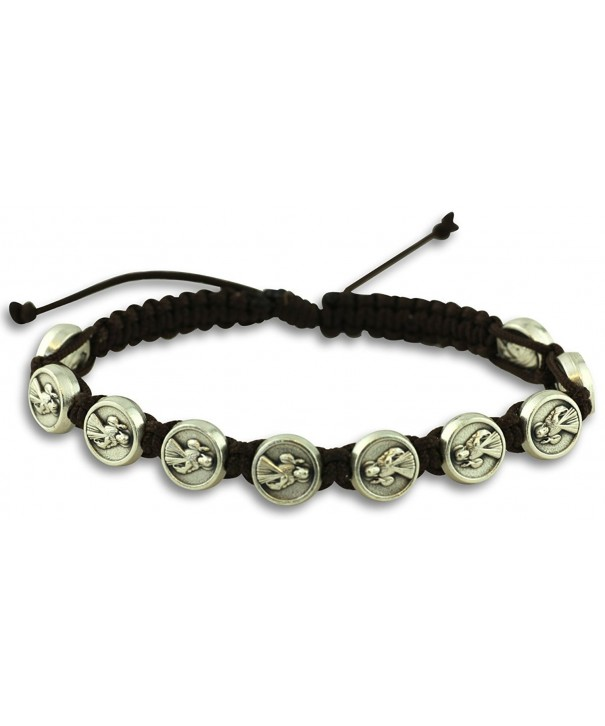 Divine Jacobs Ladder Adjustable Bracelet