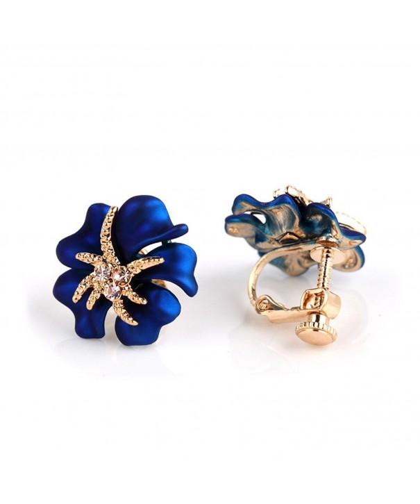 CNCbetter Fashion Austrian Crystal Earring