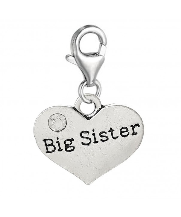 Sister Charm European Jewelry Lobster