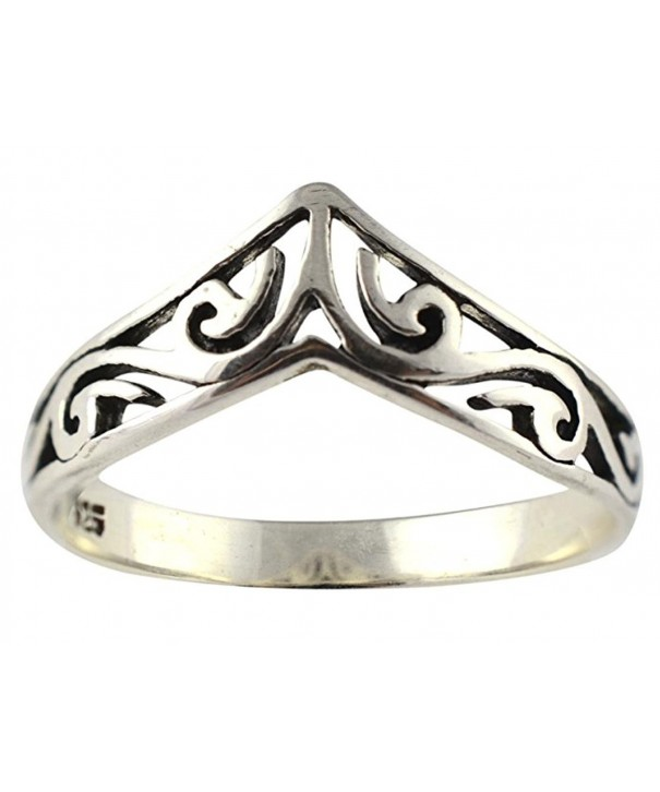 Sterling Silver Celtic Design Unity