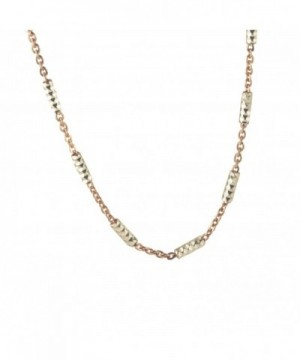 apop nyc Sterling Goldtone Necklace