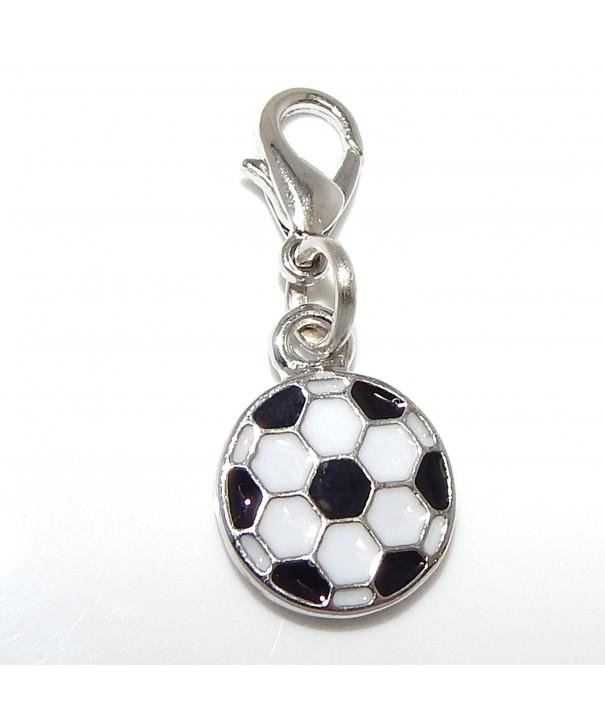 Pro Jewelry Dangling Soccer Bracelet