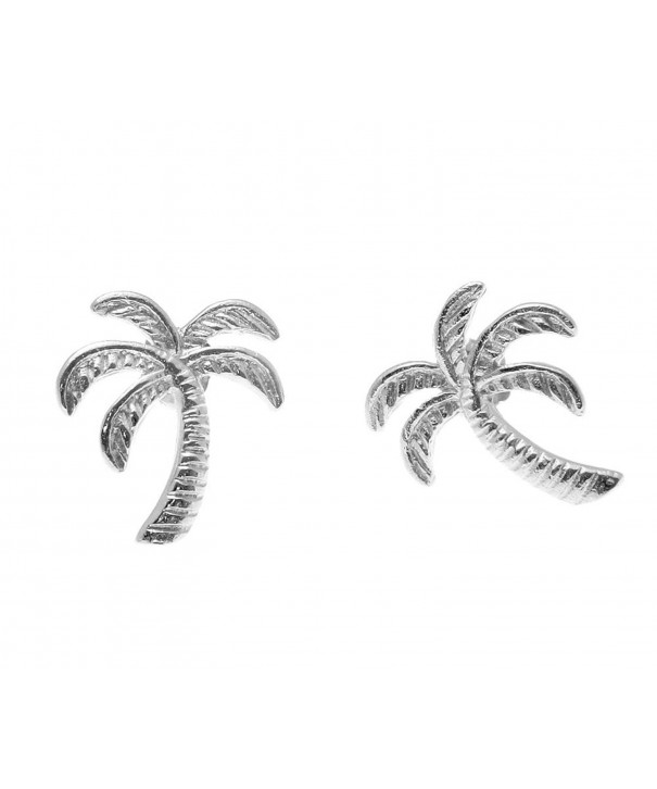 Sterling silver Hawaiian earrings 11 30mm