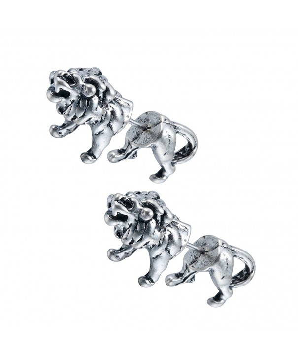 Lovely Animal Earrings Vintage Jewelry
