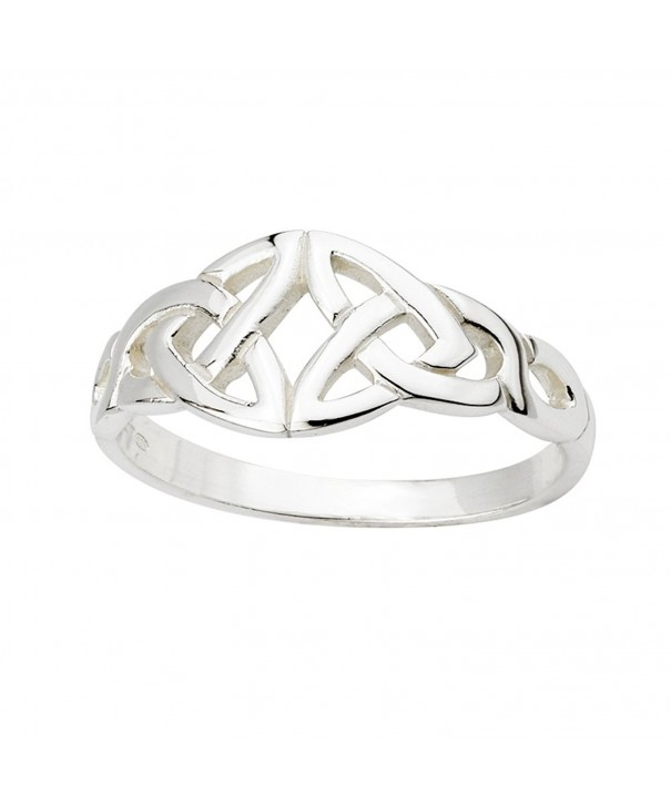 Trinity Knot Sterling Silver Irish