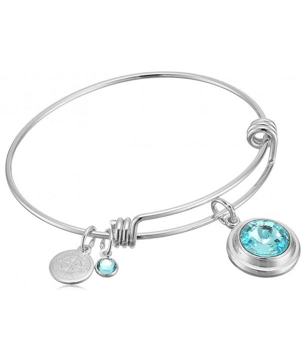 Halos Glories Crystal Silver Bracelet