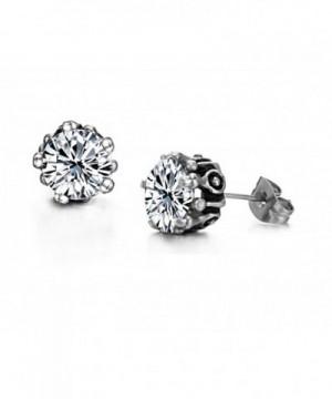 KATGI Stainless Austrian Crystal Earrings