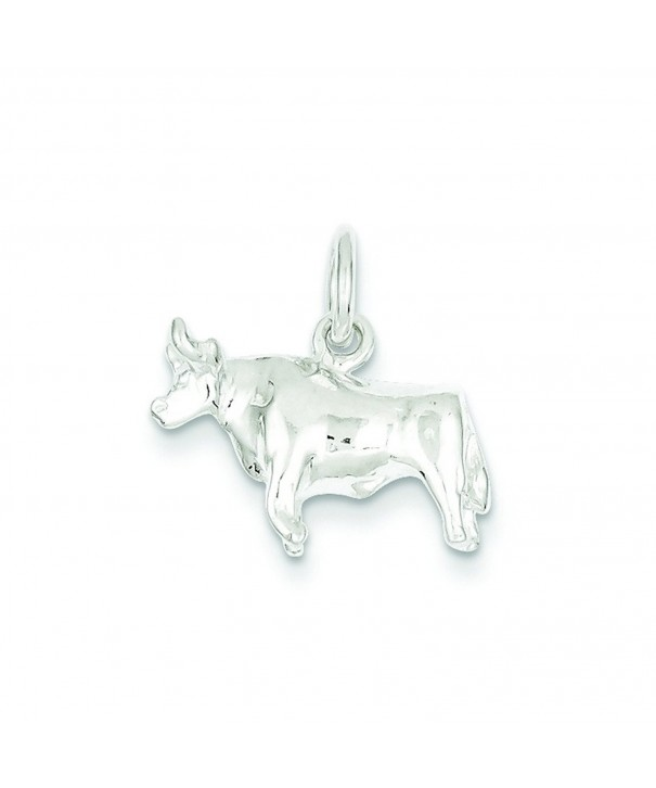 Shop4Silver QC903 Sterling Silver Charm