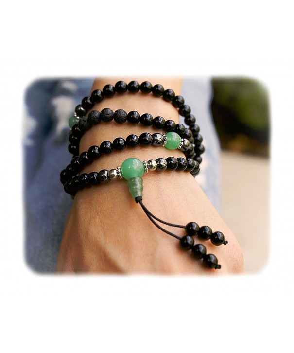 Mala Beads Necklace Gemstones Meditation