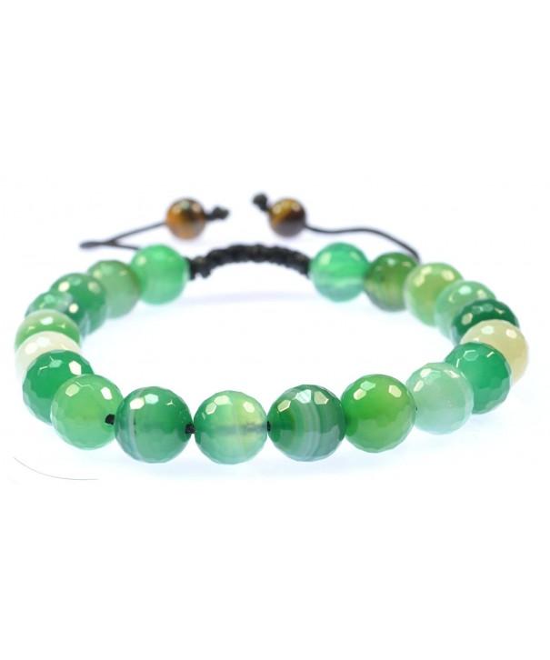 Botswana Gemstone Bracelet Healing Energy 91007