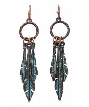 Rain Jewelry 2 Triple Feather French