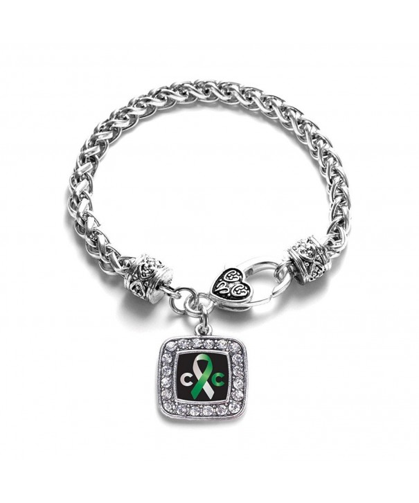 Cervical Awareness Classic Silver Bracelet