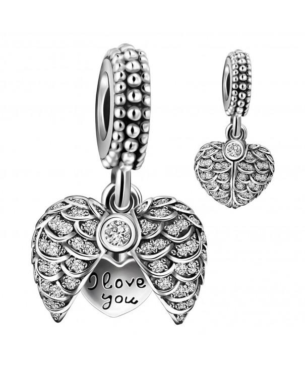 Sterling Silver Guardian European Bracelets