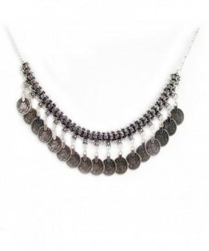 Banjara Oxidized Necklace Tribal Bohemian