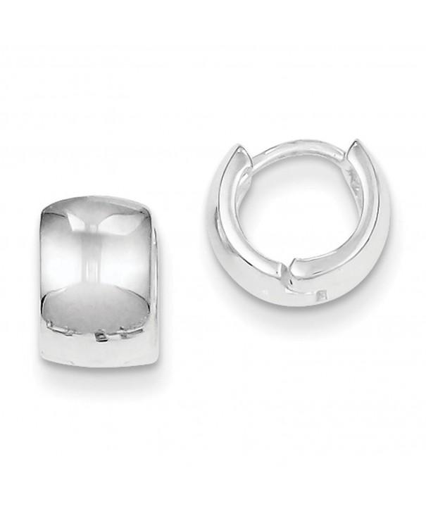 West Coast Jewelry QAU QE3435 Sterling