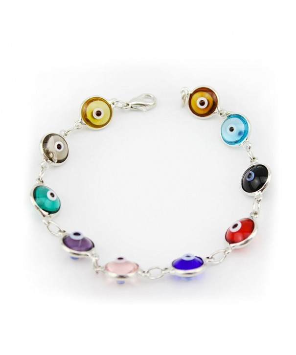 Colorful Style Inches Round Bracelet