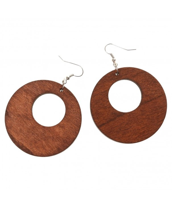 Jili Online Ethnic Geometric Earrings