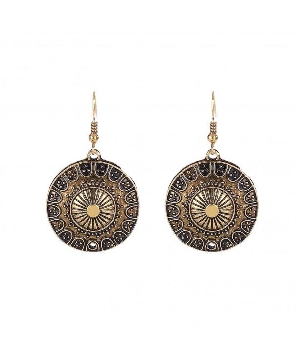Jewelry Antique Pendant Earrings 02004293 2