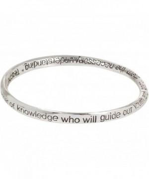 Heirloom Finds Teacher Prayer Bracelet